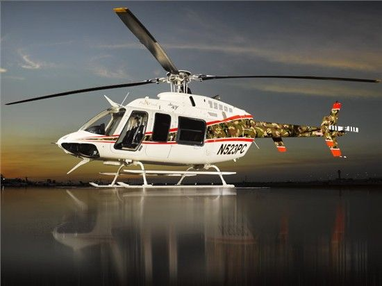 Bell 407, Price Reduced, Annual comp. August 2014, Hi-Viz rotors #helicopter #aircraftforsale
