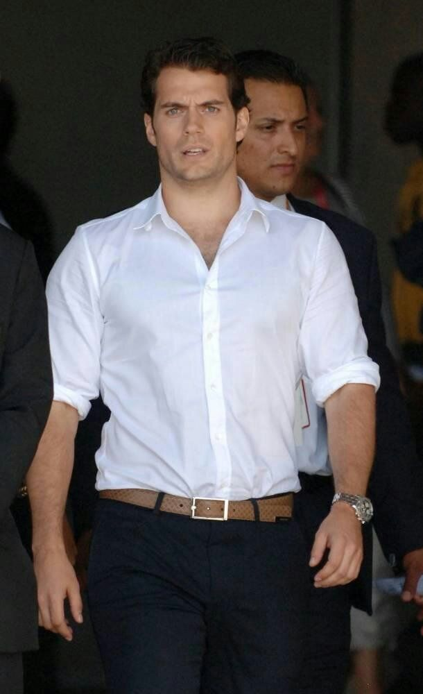 Henry Cavill will be Christian Grey? A girl can dream!