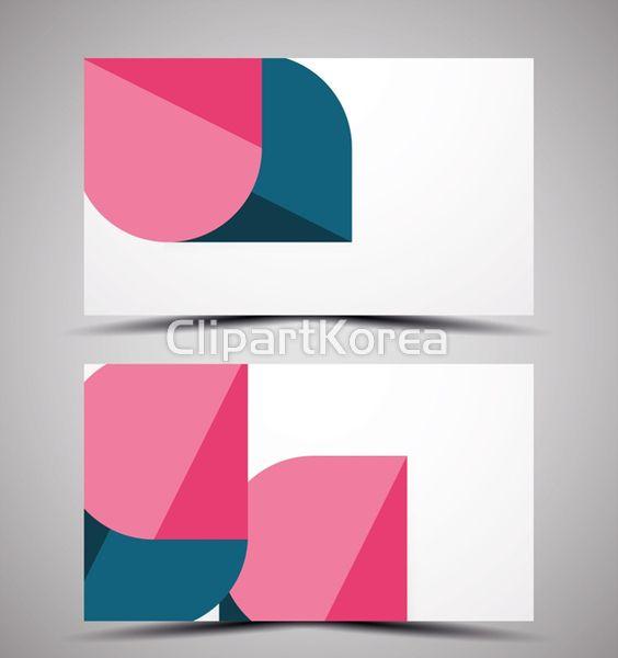Business card design:) It's so cool   #Design #Business #Card #Pink #Background #Illustration #디자인 #명함  CLIPARTKOREA 클립아트코리아 :: 통로이미지(주) www4.clipartkorea.co.kr