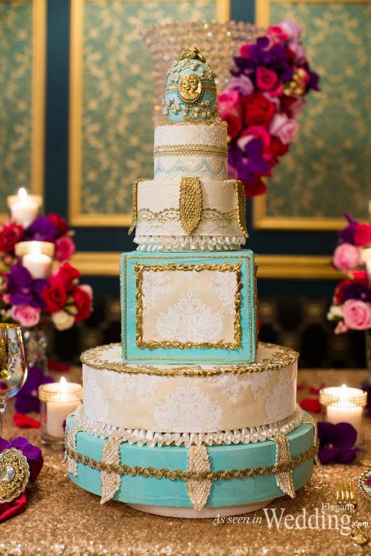 """Russian Love"" as seen in Elegant Wedding Magazine:  Planner: www.traceymevents.ca Photographer: www.avenue-photo.com Cake: www.nadiaandco.com"