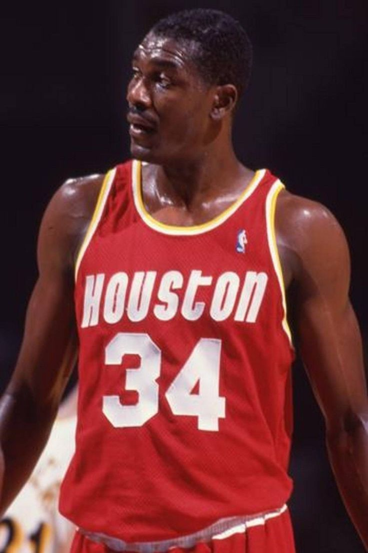 Hakeem olajuwon houston rockets hq glossy 20 x 30 color poster 7