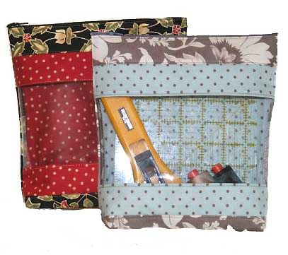 Peek-A-Boo Bag Pattern - Click Image to Close
