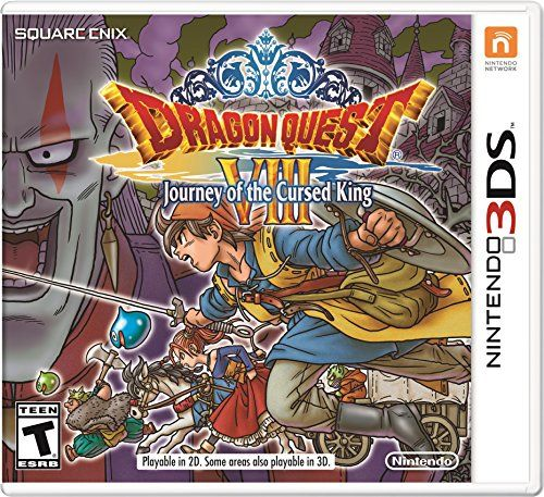 Dragon Quest VIII: Journey of the Cursed King - Nintendo 3DS //Price: $38.99 & FREE Shipping //     #hashtag2