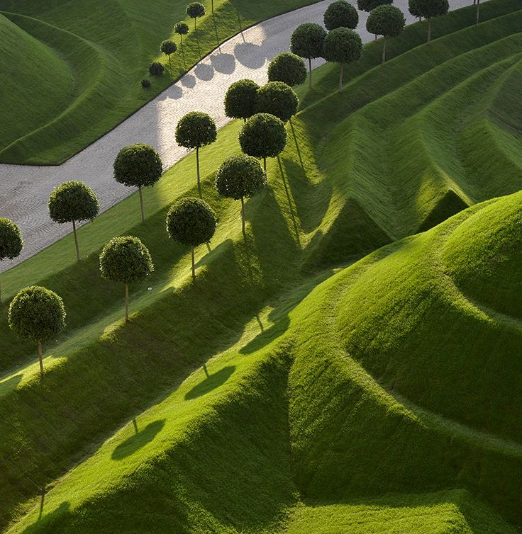 Landscape Architecture (karmakarisikbirseyler:   Daniel Ost)