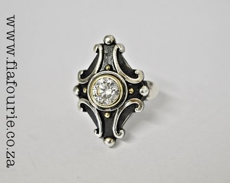 This ring is named after my great-grandmother Maude