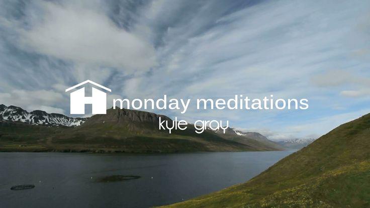 Free Guided Forgiveness Meditation with Kyle Gray ~ Monday Meditations (5:25)