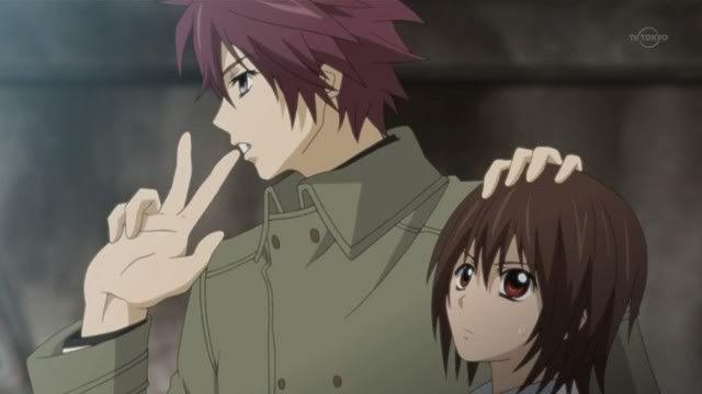vampire knight shiki | Vampire Knight: Senri Shiki ...