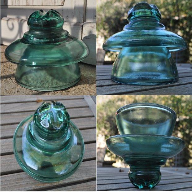 Best 25 insulator lights ideas on pinterest glass for Glass conductors