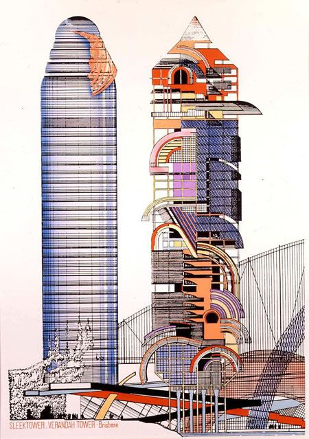 Interactive Architecture dot Org » Peter Cook – Lecture – London