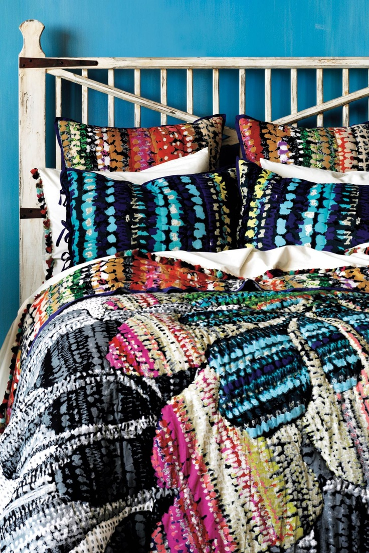Anthropologie bedding - Different View