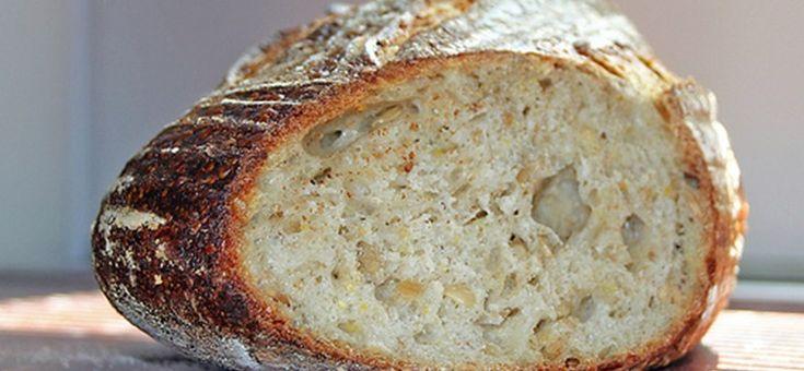 A legfinomabb és legegyszerűbb kenyér