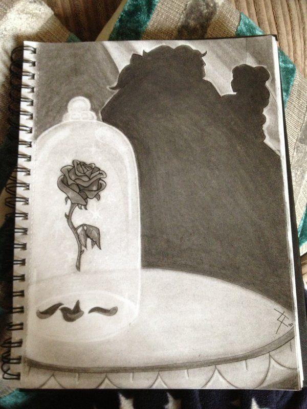 The Enchanted Rose by 4lisx.deviantart.com on @deviantART