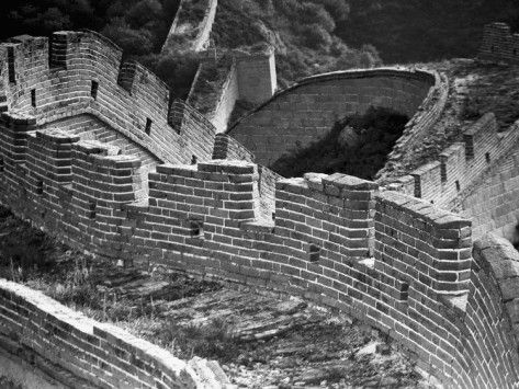 section-of-the-great-wall-in