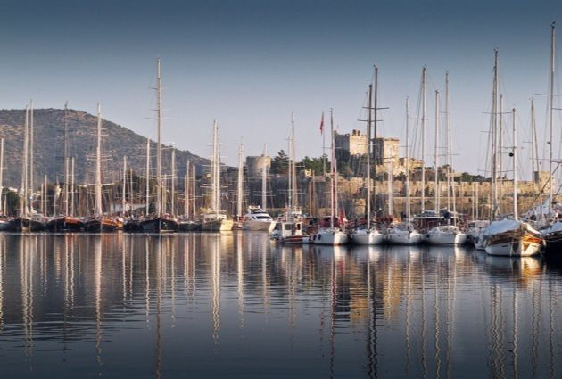 ay 1: BODRUM Welcome to Bodrum, Turkey! Jump on board to meet your captain, crew and fellow travellers. After meeting with your tour leader in the afternoon, we'll start to explore the famous night life of Bodrum with our new travel mates.