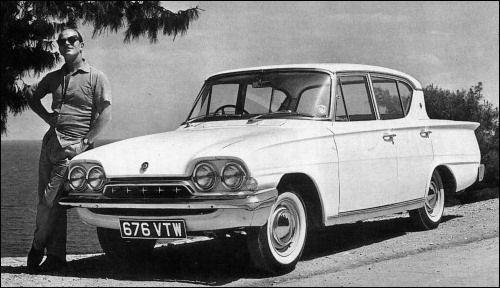 1961 Ford Consul 315 Classic