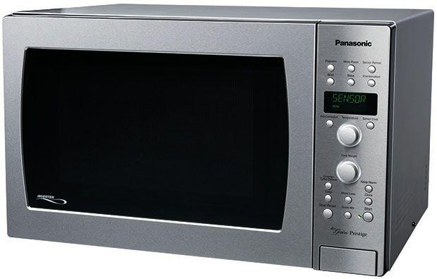 Panasonic Microwave/Convection Oven #NN-CD989S - GoodHousekeeping.com