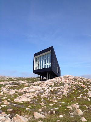 The Adventures of Kathryn: Why I Have Been MIA AKA Adventures on Fogo Island  Newfoundland. Artist retreat.