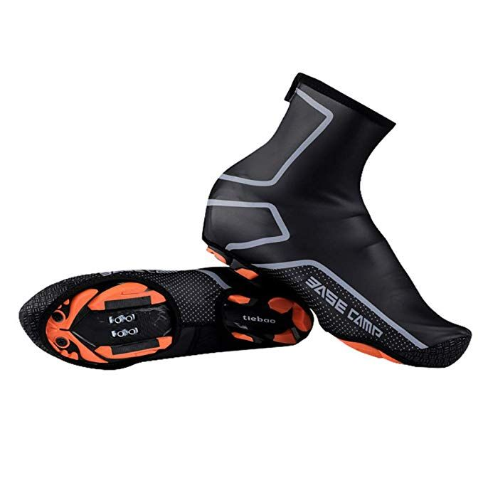 Homdsim Cycling Shoe Covers Winter Waterproof Windproof Warmer