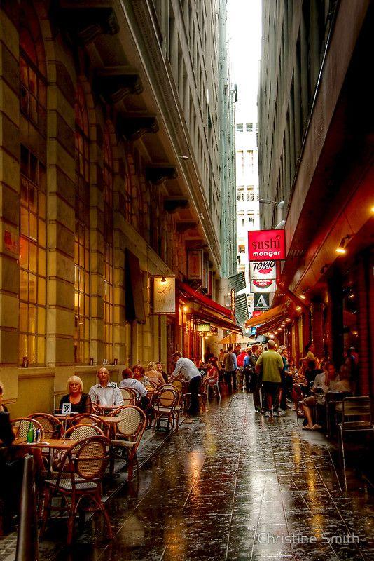 Causeway Lane, Melbourne