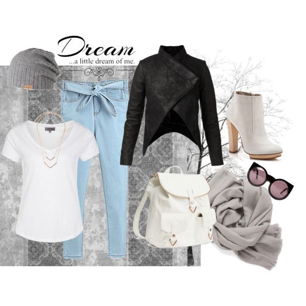 """Back to the Basics!"" by monikazajac on Polyvore"