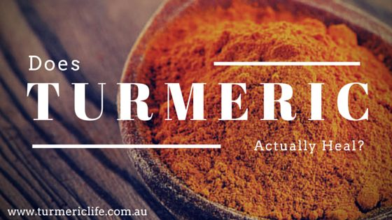 Do you use Turmeric for Arthritis? Does Turmeric just make us, & our animals feel better, or does it actually do anything for the arthritis? The answer.....
