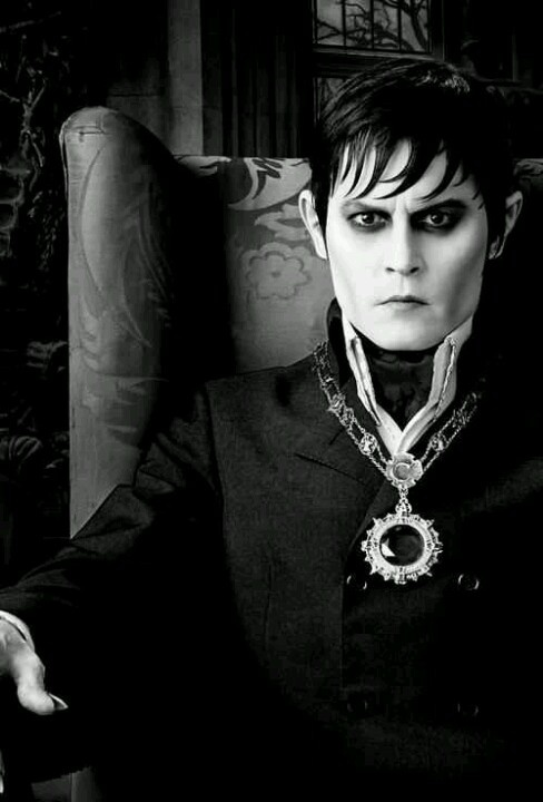 Johnny Depp Dark Shadows . I have already prepared my counter-proposal. It reads thusly: You may strategically place your wonderful lips upon my posterior and kiss it repeatedly!