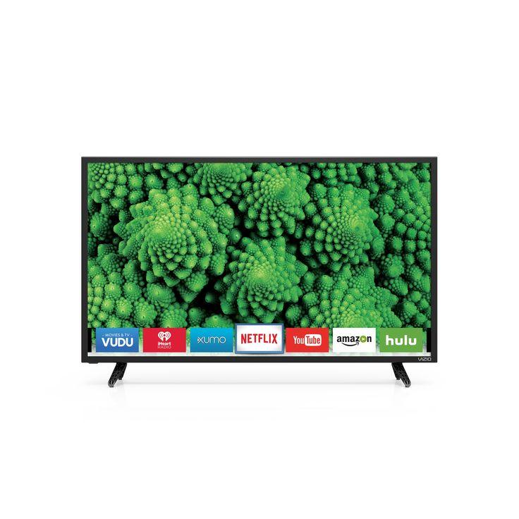 Vizio D-Series D39F-E1 39'' LED Smart TV