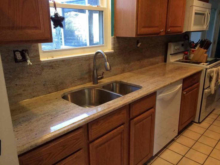 Kitchens With Millenium Cream Granite Google Search