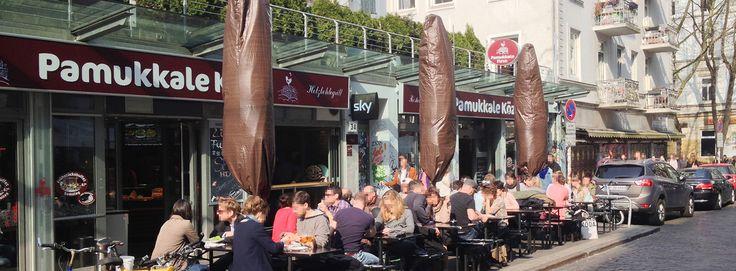 Türkischer Brunch | Pamukkale Restaurant