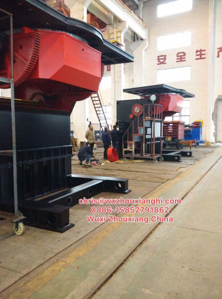 20 ton welding positioner sent to Japan chris@wxzhouxianghi.com 0086-15852791862