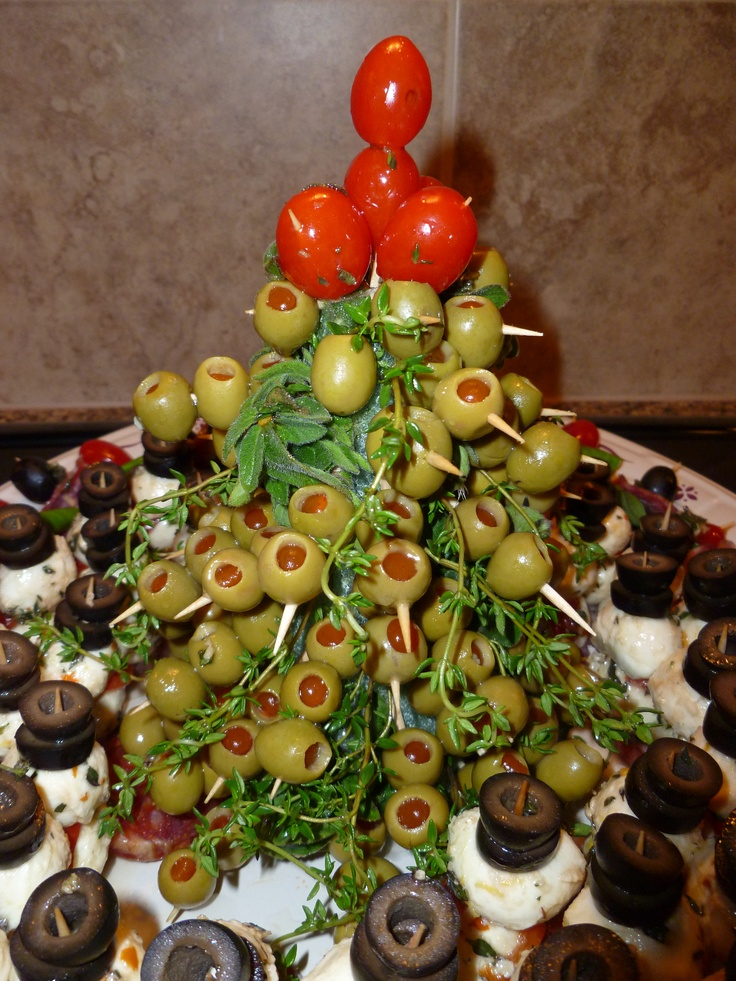 New Years Eve 2011 Appetizer - Olive, thyme and ... | HᎯPpY NᏋW ...