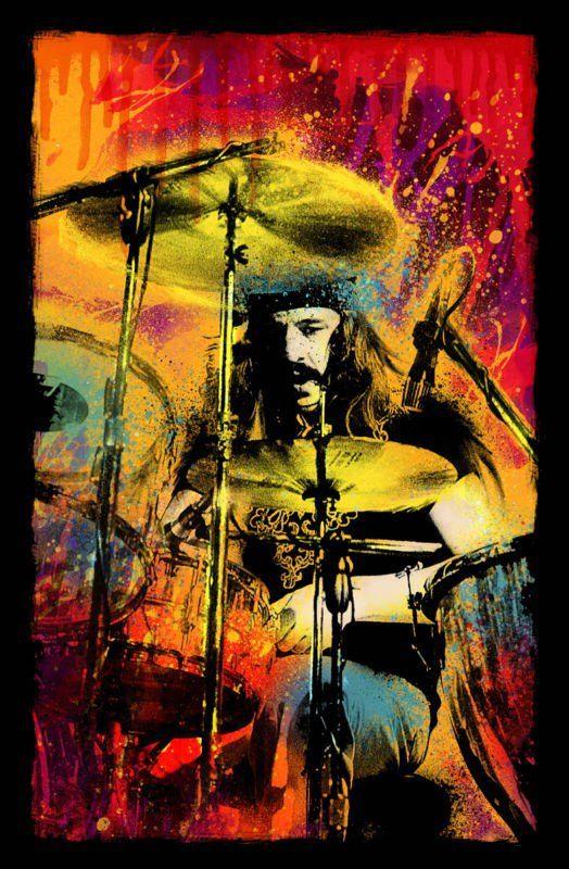 http://custard-pie.com/ John Bonzo Bonham | Led Zeppelin  http://www.justleds.co.za