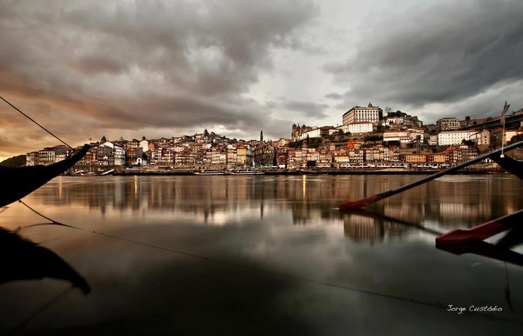 Wonderfull waters in city lovely city , Porto, Portugal  http://www.facebook.com/oportocity