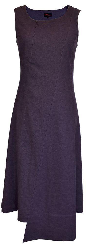 Dogstar Pony Dress - eggplant