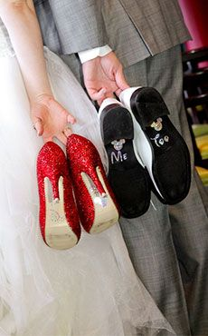 Inspiration Gallery - Accessories | Disney's Fairy Tale Weddings & Honeymoons