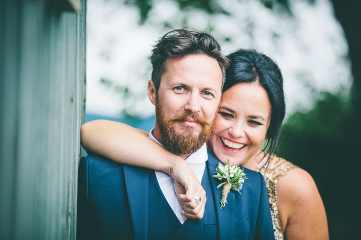 Eclectic & Bohemian Tipi Wedding on a Farm