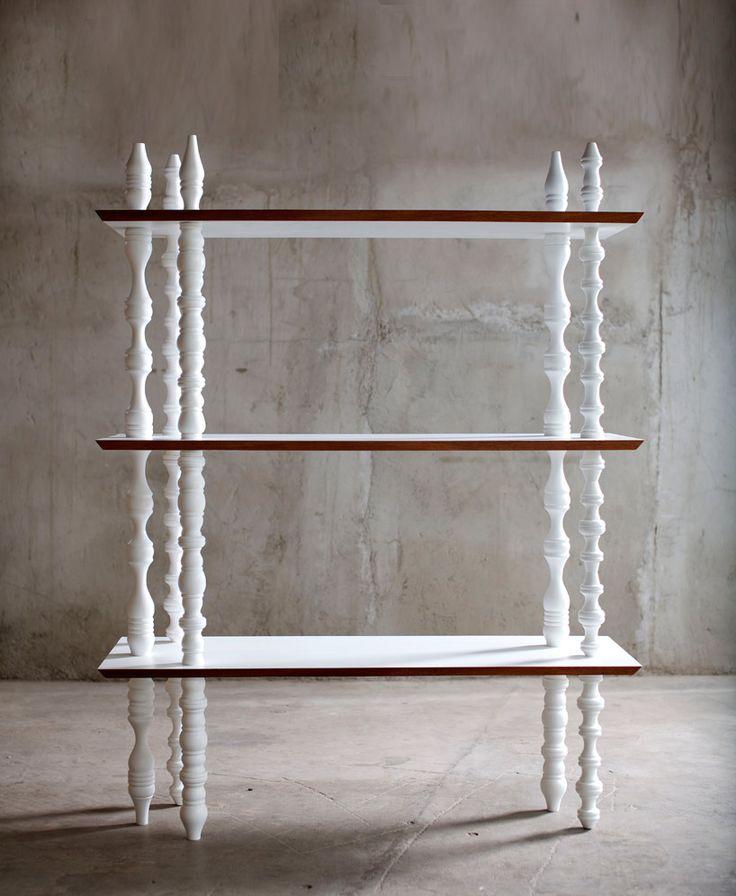 baluster collection by ito kish at maison et objet 2013 - designboom | architecture & design magazine