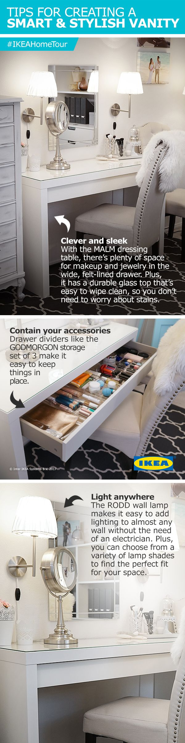 Uncategorized Add Organization Tips best 25 vanity table organization ideas on pinterest makeup tables and vanities ideas