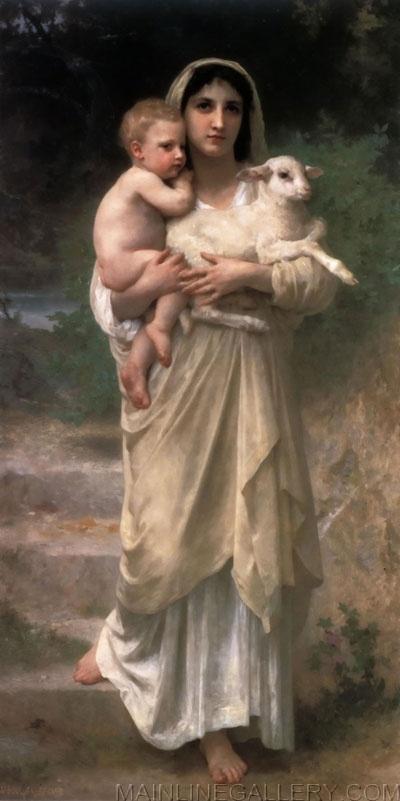 310 best William Adolphe Bouguereau images on Pinterest