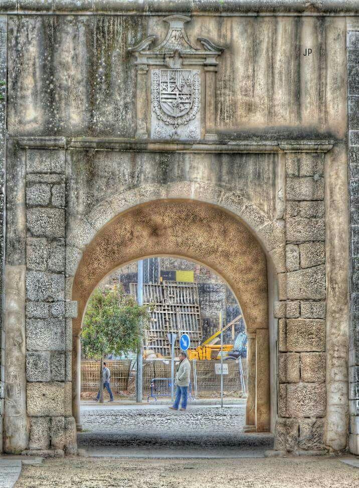 Puerta de Trinidad.