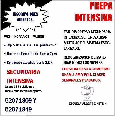 Secundaria y Preparatoria Abierta SEP  #Secundaria, #Preparatoria, #Abierta