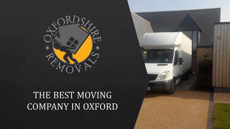 The Best Moving Company in Oxfordshire