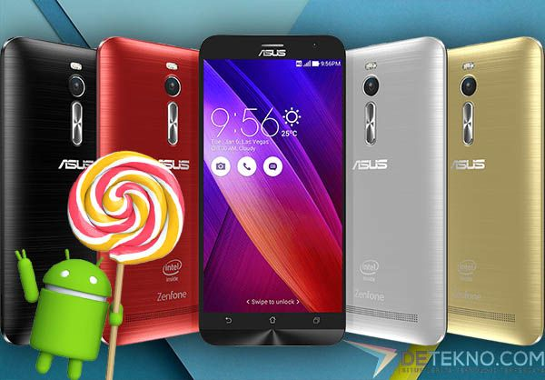 HP Android Lollipop