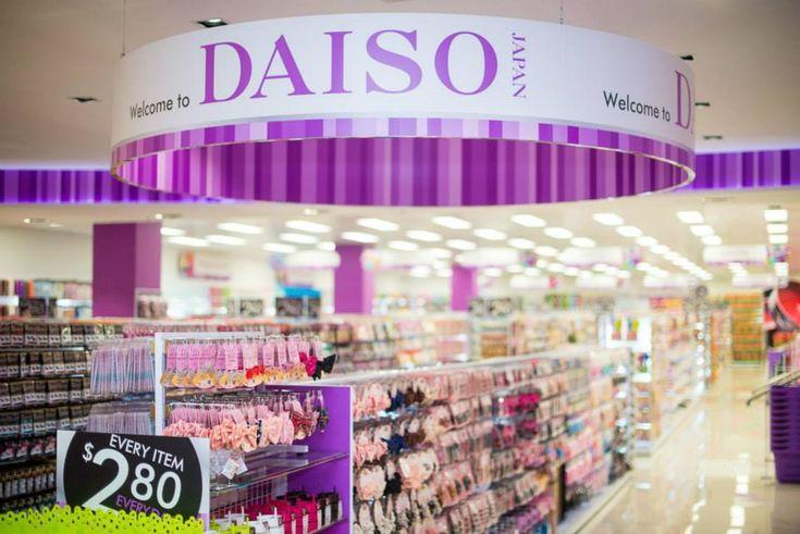 daiso, shop, shopping, $2.80, japan, melbourne, list