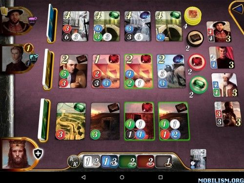 Splendor v2.1.0Requirements: 4.0+Overview: The OFFICIAL digital adaptation of the best-selling board game Splendor. The goal of the game is to build the most impressive jewel trade and become the best-known merchant in the world. The player with the...