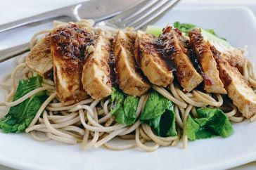 Japanese-style chargrilled chicken recipe