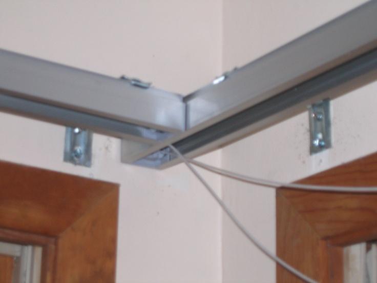 Vertical Headrails Onlybutt And Bypass Application
