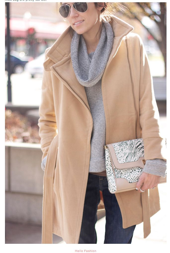 Animal Clutch-Neutral Outfit