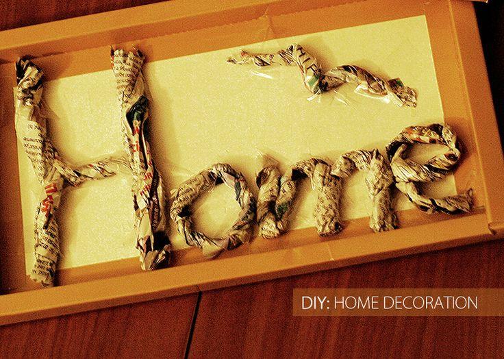 Something for #home, #homedecoration, #foxygreen,#byfoxygreen, #diy more: http://byfoxygreen.blogspot.sk/2014/12/diy-home-decoration.html