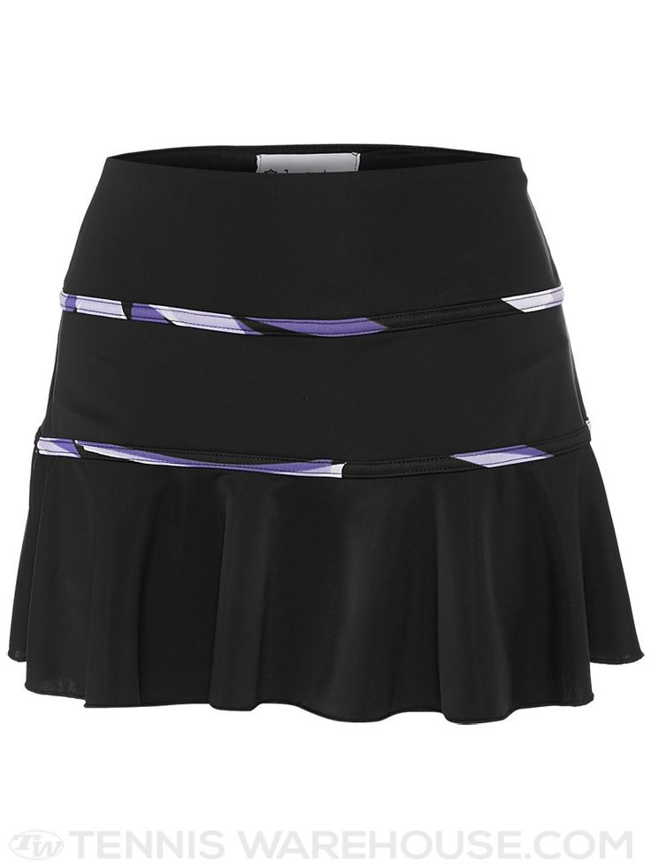 Jerdog Women's Reflections Swing Skirt